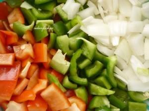 Chuẩn bị nguyên liệu - Thực phẩm An Tâm