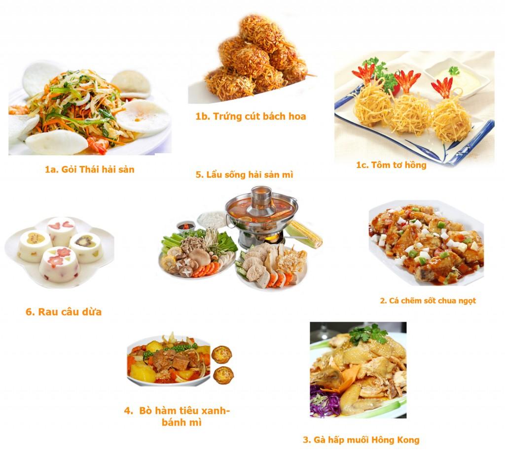 set menu 11