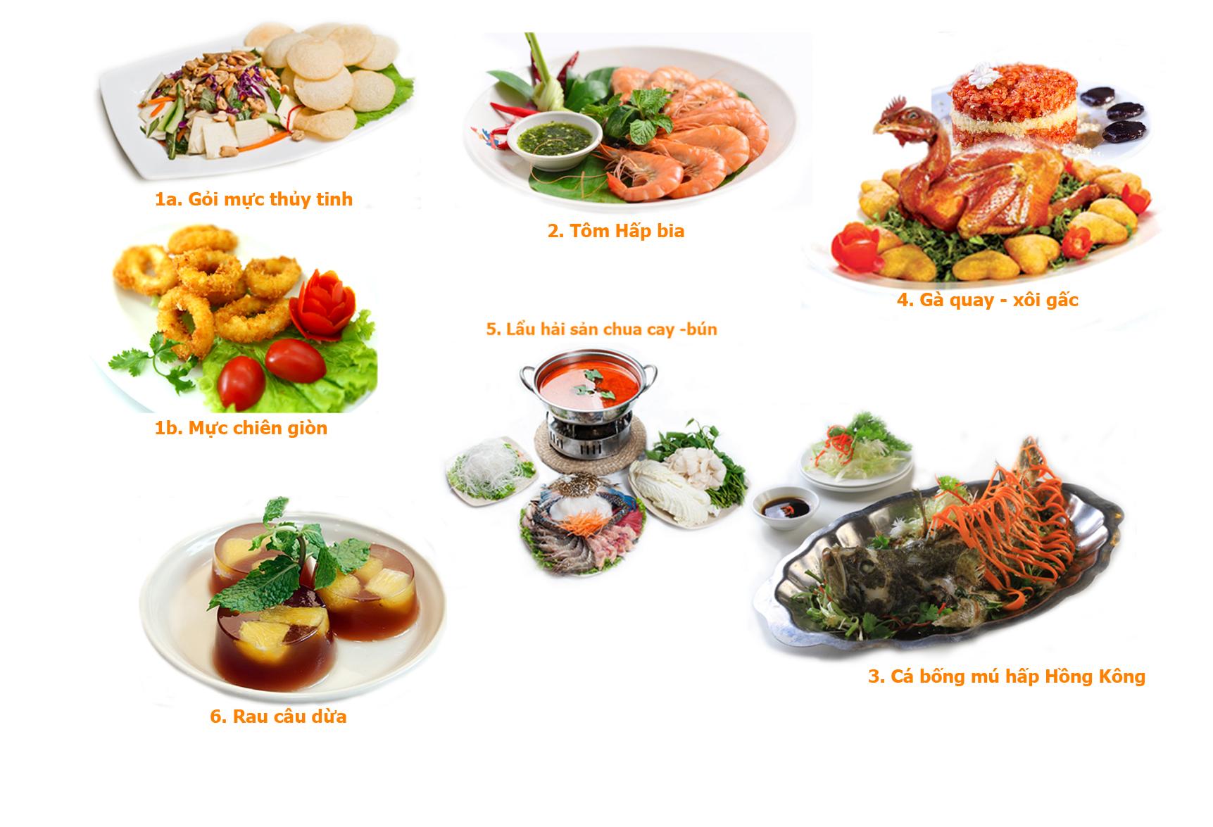 set menu 3