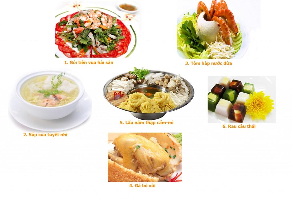 set menu 4