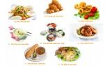set menu 5