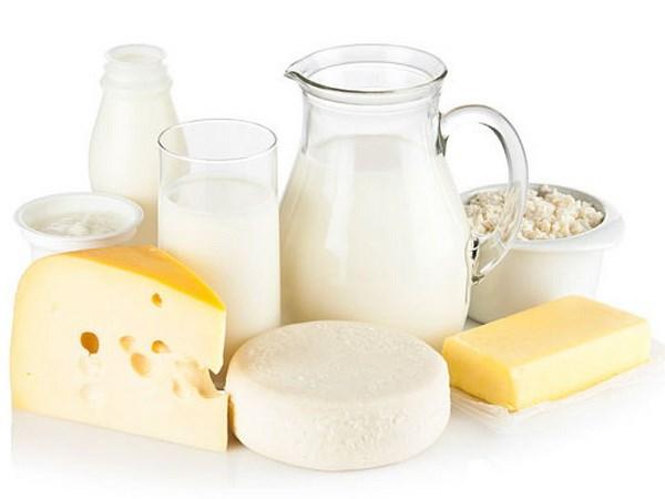 Sữa có đường, Sữa chua, pho mát chứa chất béo bão hoà - Thực phẩm An Tâm