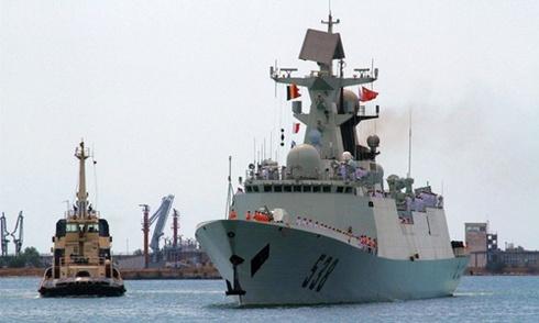 tàu khu trục Trung Quốc 490_294