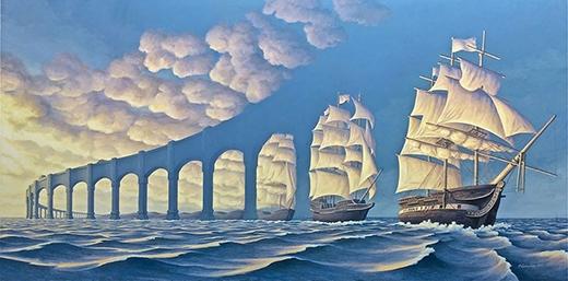 tường thành và đoàn tàu