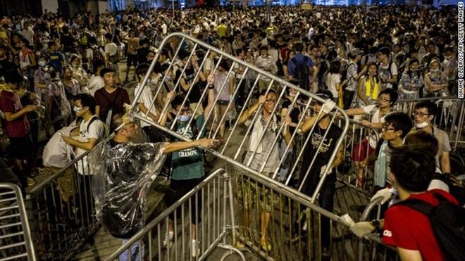 HK biểu tình 6