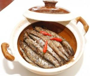 Kho cá cho tới khi cạn nước - Thực phẩm An Tâm
