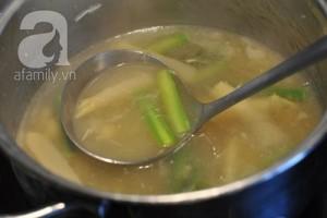 Canh độ sệt cho soup - Thực phẩm An Tâm