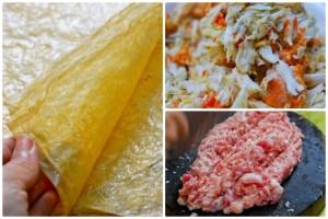Chuẩn bị nguyên liệu để làm - Thực phẩm An Tâm