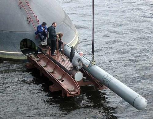 Hệ thống tên lửa Klub S trên tàu ngầm Việt Nam - Thực phẩm An Tâm