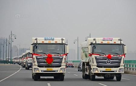 xe tải rước dâu 4